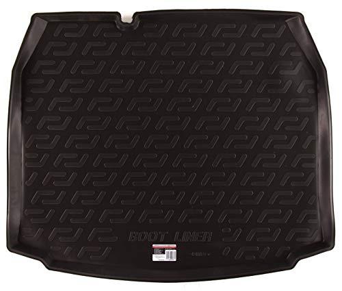 SIXTOL - Protezione del Bagagliaio per l'Automobile Audi A3 - Vasca Anti-Scivolo e su Misura progettata per Il Trasporto Sicuro di Spesa,Bagagli e Animali Domestici