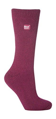 Heat Holders – Calcetines térmicos para mujer con estampado de rayas en 10 colores, talla 37 – 42 euros