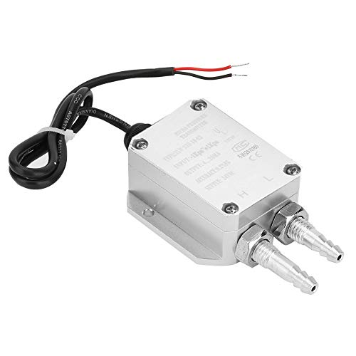 Transmisor de presión de alta precisión y duradero antiinterferencias, transmisor de diferencia, colector de polvo para caldera, aspiradora,(-1Kpa~+1Kpa)
