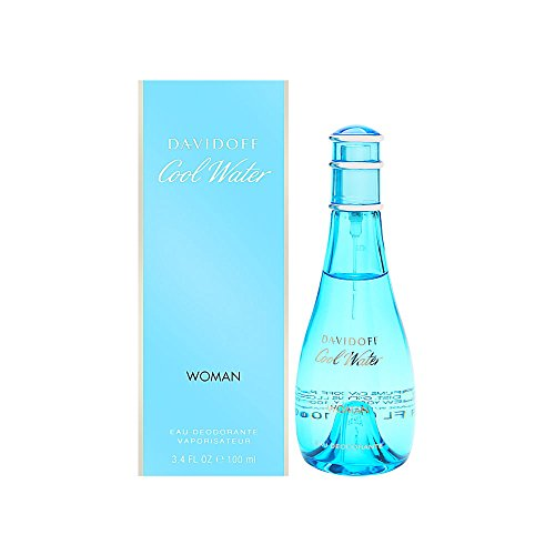 Davidoff Cool Water Damen Eau Deodorante Natural Spray,100 ml