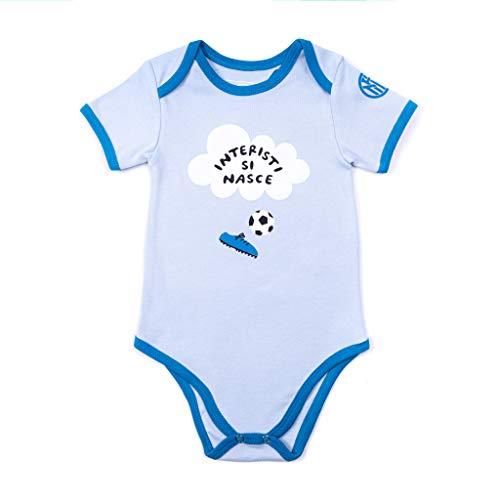 Inter GIL Infant Collection 2020 - Body para niño, color azul, 9-12 Month