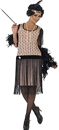 Girls flapper outfit coco, Medium