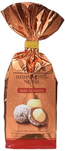 Lindt & Sprüngli Weihnachts Macadamia, 3er Pack (3 x 100 g)