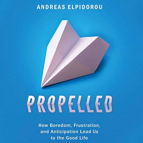 Propelled cover art