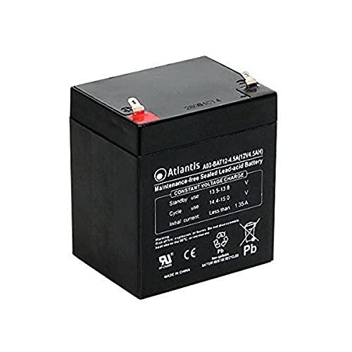 Atlantis Land A03-BAT12-4.5A Acido piombo (VRLA) 4.5Ah 12V batteria UPS [Italia]