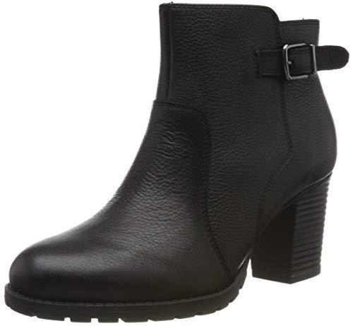 Clarks Verona Gleam damskie buty wsuwane, czarne (Black Black), 41 EU