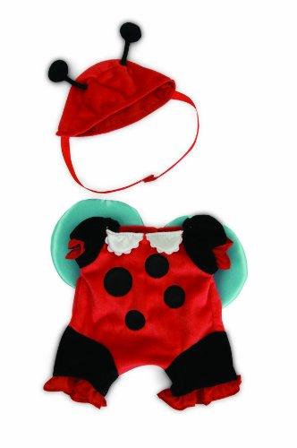Manhattan Toy - 143770 - Accessoire pour Poupée - Baby Stella - Tenue Coccinelle