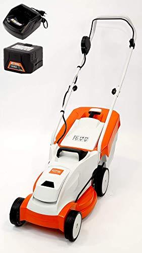 Stihl RMA 235 - Tosaerba a batteria con batteria AK20 e caricatore AL101 (63112000010)