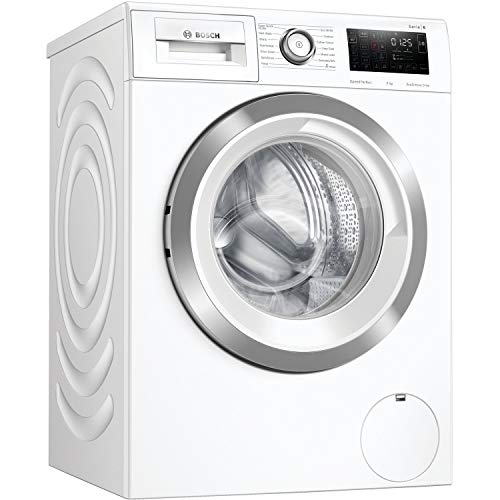 Bosch WAU28R90GB Serie 6 9kg 1400rpm Freestanding Washing Machine - White