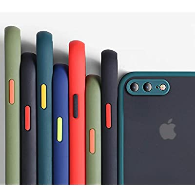 Compatible with iPhone 8 Plus Case, iPhone 7 Pl...