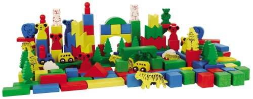 Heros 100011301 – Cubes en Bois Fantasy 130