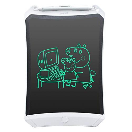 NEWYES LCD Schreibtafel, 8,5 Zoll Kinder Zeichentafel (Weiß)