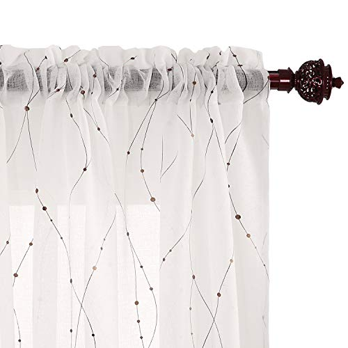 cortina translucida fabricante Deconovo