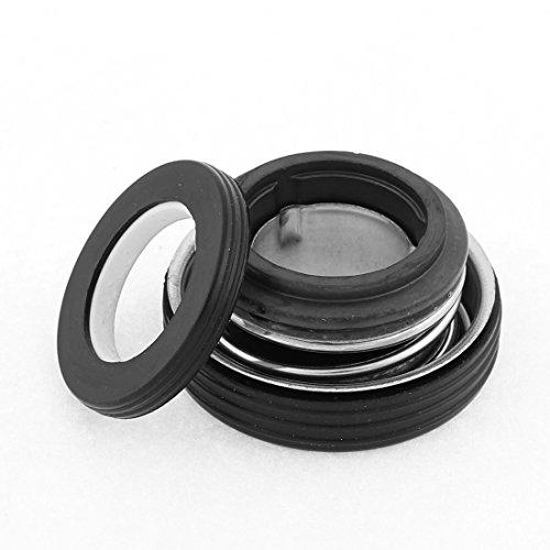 sourcingmap® 21mm Interne Dia Keramik Ring Einzel Wasser Pumpen Gleitringdichtung de