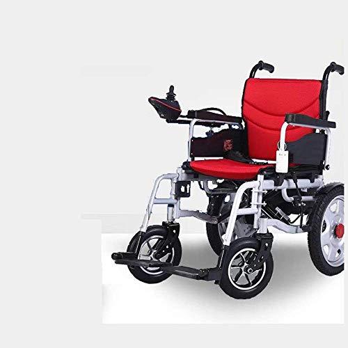 Y-L bejaarden mensen met een mobiliteit, opvouwbare lichte elektrische rolstoel, multiterrain-Easy-Travel-motor met 250 W vermogen, komt overeen met een 29-inch koffer, B, 20A, A,