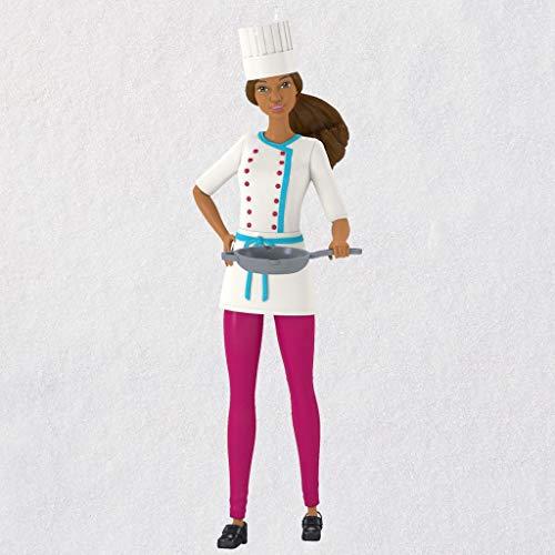 Hallmark Keepsake Ornament Chef Barbie