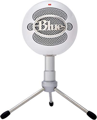 Bleu Snowball Ice microphone à condensateur (certifié reconditionné)