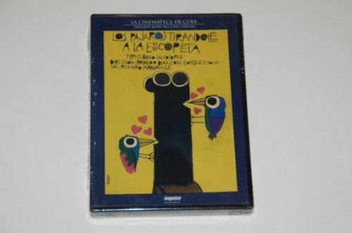 Los pajaros tirandole a la escopeta (DVD)
