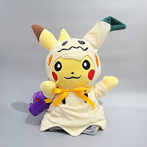 Kuscheltier Anime Spiele Pokemon Serie 30cm Mimikyu Gengar Plüschtier Stofftiere Weiches Kissen EIN Geburtstagsgeschenk Für Kinder
