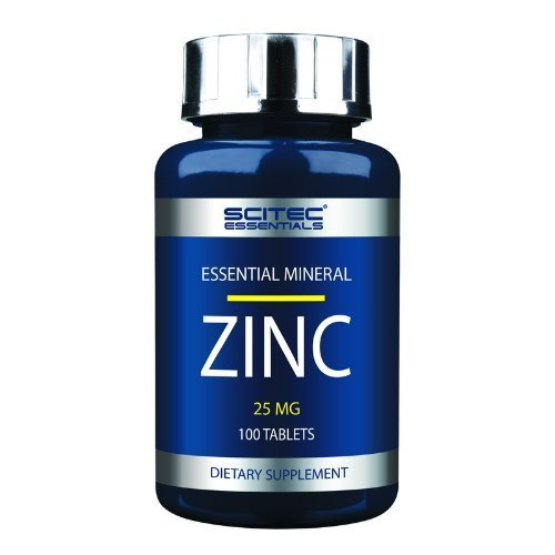 Scitec Nutrition - Zink - 100 Tabletten