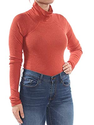 Free People All You Want Bodysuit Copper LG (Women's 12)
