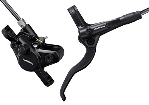 Shimano Unisex– Erwachsene Scheibenbremse-2090340730 Scheibenbremse, schwarz, 1000mm