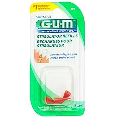 GUM Stimulator Refills [601]