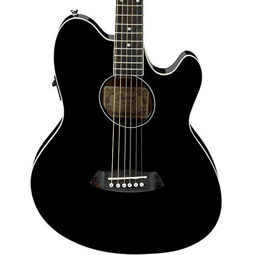 Ibanez TCY10E-BK Akustik Elektro Gitarre