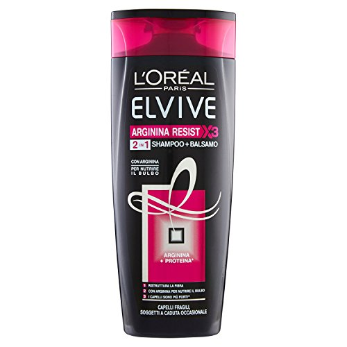 Elvive Shampoo Arginin Resist 2 in 1, 250ml, 1 Stück