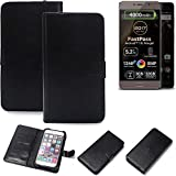 K-S-Trade 360° Wallet Case for Allview P9 Energy Lite