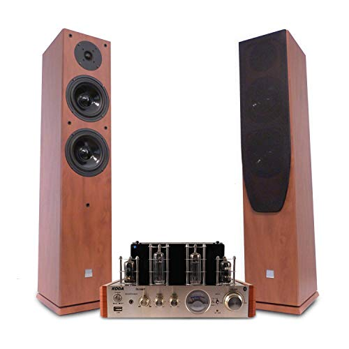 Koda Vintage Stereo-Pack 2X 120W + 2x25W Verstärkerröhren