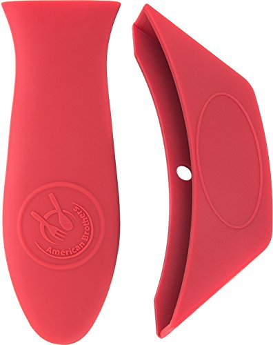 American Brothers Premium Silicone Hot Handle Holder and Silicone Assist Handle Image