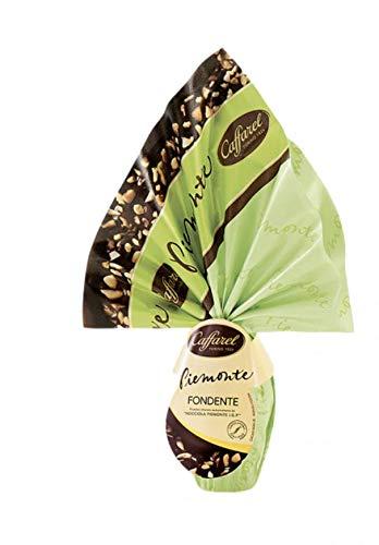 Caffarel Mini Uovo Piemonte Cioccolato al Latte o Fondente 25gr con sorpresa SENZA GLUTINE (FONDENTE)