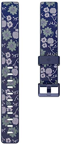 Fitbit Inspire HR & Inspire Accessory Band, Official Fitbit Product, Bloom, Small