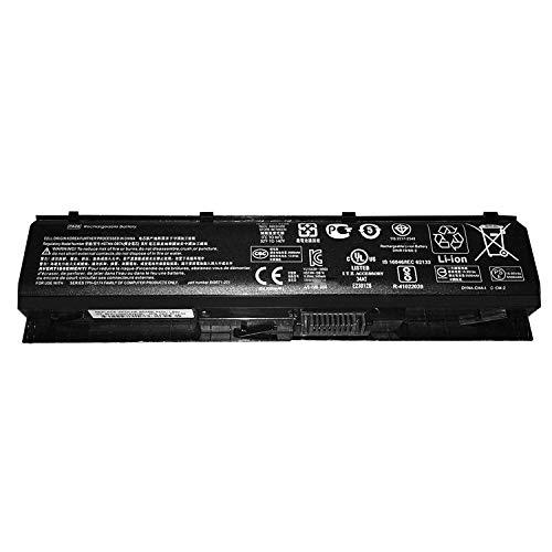 PA06 PA06062 Remplacement de la Batterie d'ordinateur Portable pour HP Omen 17-w000 Pavilion 17-ab000 17-ab200 17t-ab200 17-ab300 17-ab400 17-w053dx w033dx w006tx w007tx w001ne w005na (11.1V 62Wh)