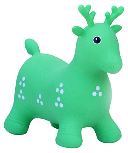 Happy Giampy - Hg104 - Animaux Sauteurs Gonflables - Cerf