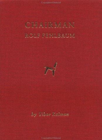 Hot Sale Chairman: Rolf Fehlbaum hc*OP*