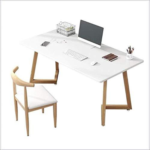 Lesbye Home Desktop Computer Desk Desk Student Writing Desk,140 * 70cm