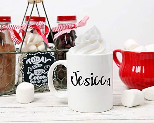 Leuke Hot Cacao Gift Ideeën Hot Chocolade Mok Gift Gepersonaliseerde Hot Cacao Mok Vakantie Geschenken Hot Cacao Hot…