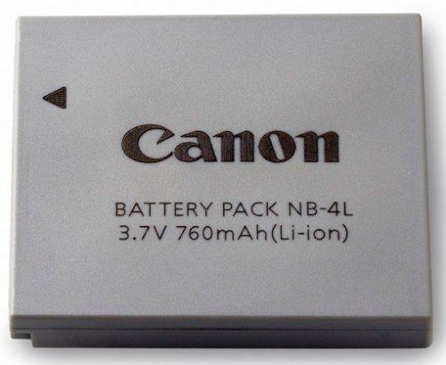 Canon NB-4L Akku für D-IXUS 30/40/50/60/65/70/75/i7 zoom