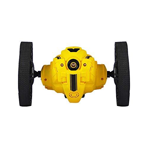 Mallalah Mini Drone Jumping Sumo 2,4 G looptijd 20 min sprong rebound auto met LED Music Bounce Rotation functie