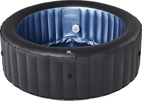 MSPAUK Bergen Latest 2021 Mspa Portable Hot Tub Round Square 2/4/6...