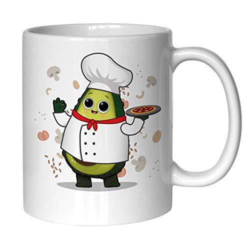 Taza Aguacate Cocinero - Aguacate Store