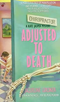 Adjusted to Death 1557734534 Book Cover