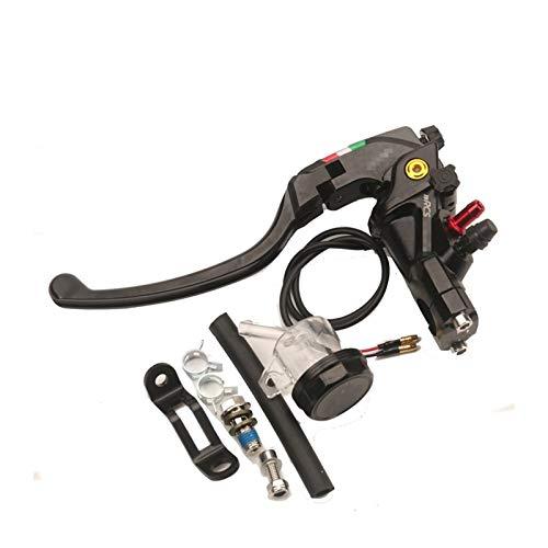 Embrague Motocicleta Cilindro Maestro de Freno de Motocicleta CNC 19 RCS Cable Bomba de Freno Radial de Embrague 22mm Universal para H&Onda para Y&amaha para K&awasaki para S&uzuki