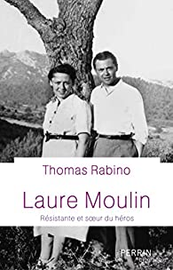 Laure Moulin par Thomas Rabino