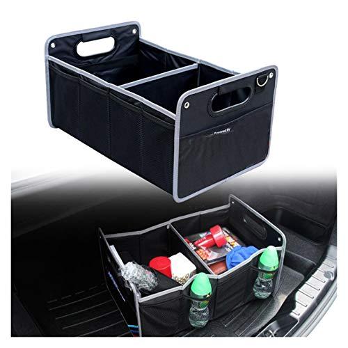 Organizador Maletero Coche Caja de almacenamiento del organizador del organizador del tronco trasero automático del automóvil Caja de contenedor plegable multifunción para BMW X1 x 2 x3 x5 x6 E39 E46
