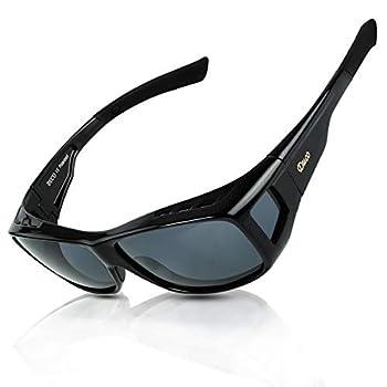 Best sun glasses over glasses Reviews