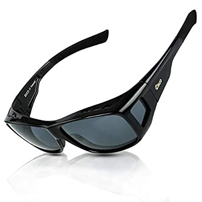 Best Fit Over Sunglasses for Fishing