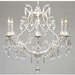 Best white orb chandelier Reviews